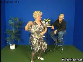 blonde, grannies, matures