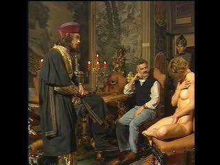 threesomes, vintage, anal, italian