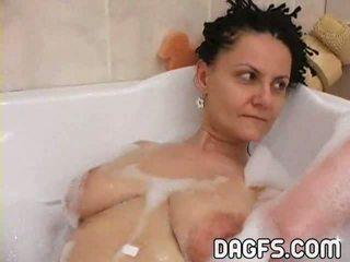 dagfs, solo, cuarto de baño
