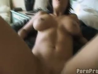 Messy Ex Girlfriend Beverly Hills Sits Her Wazoo On A Giant Errect Cock In Bed