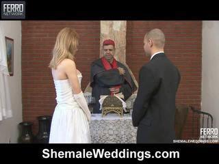 Keverék a carla, tony, alessandra által kétnemű weddings