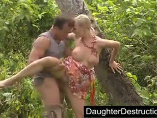 Tarra біла - тато дочка назовні