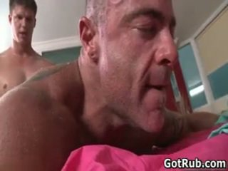 Bro Receives Most Good Queer Rubbing Every 8 By Gotrub