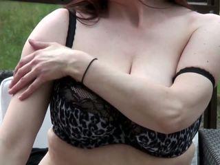 big boobs, omes, nobriešana