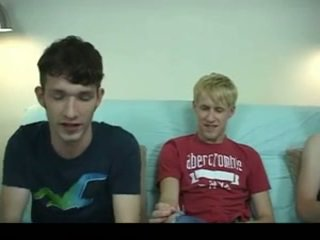 Aiden, ToRin & Steve In Super Hot Gay Porn 3some