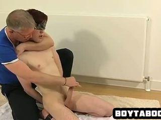 đồng tính, buộc, blowjob