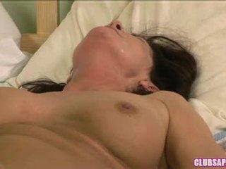 pussy licking, lesbian, mature