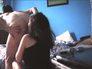 brunette, oral sex, rimming