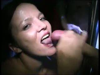 Cumslut Facialized by a Bunch of Men, Porn 0e