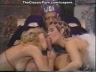 Barbara dare, nina hartley, erica boyer in klassiek porno plaats