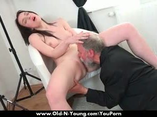 hardcore sex, starý mladý, oldandyoung