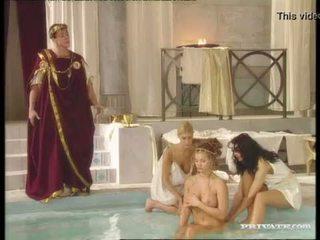 브루 넷의 사람, 하드 코어 섹스, 사까시
