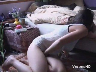 orgasmus, voyér, sólo