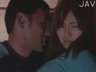 ญี่ปุ่น, สาวใหญ่, หัวนม