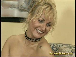 Duits milf pickup voor anaal seks