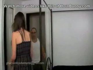 Apa és lánya van csinál fel szex - hornbunny. com