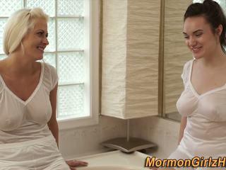 Suwa düşmek mormon missioner, mugt mormons porno 73