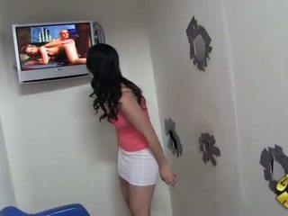 Angell summers fucks two melnas guys pie a gloryhole