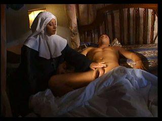 Itališkas vienuolė does analinis