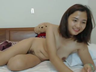 masturbación, hd porno, coreano