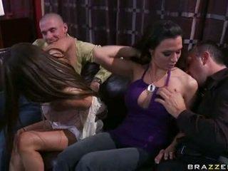 Rachel roxx dan rachel starr bermain dengan perempuan lads