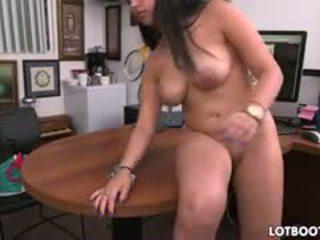 Busty Brunette Ada Sanchez With Bubble Ass Banged