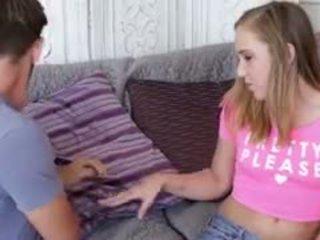 Charli slurping पर उसकी boyfriends डिक