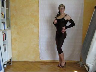 crossdresser, 独奏, 女用贴身内衣裤