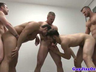 groupsex, homoseksuāls, muskulis