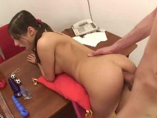 娇小 青少年 肛交 2