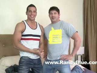 Raphael Cedano Receives His Gazoo Rimmed And Plowed By Jeremy Walker