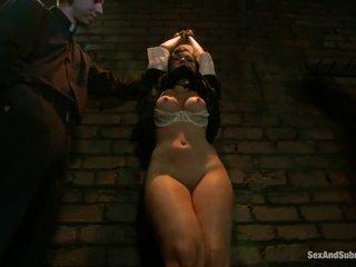 Corporal punishment för sinful nuns angell summers