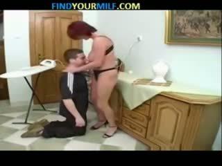 Rusa mamá y hijo familia seductions 09