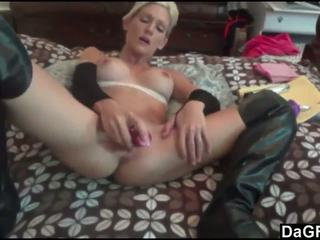 Hot Role Playing With Busty MILF