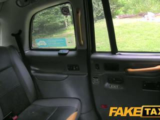 Fake taxi driver gets sortudo em dogging local