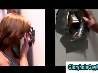 Gay gloryhole