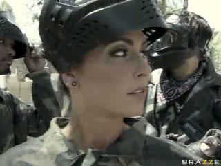 Jessica jaymes gets прецака на открито от а началник видео