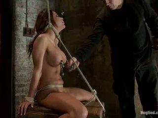 Randy alexa nicole gets tied su.