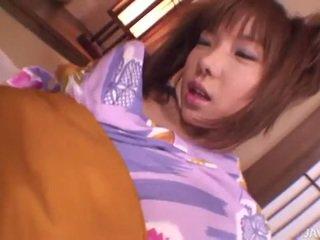 mlada, japonski, reverse cowgirl