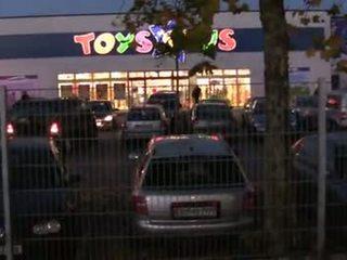 Public bj at toysrus