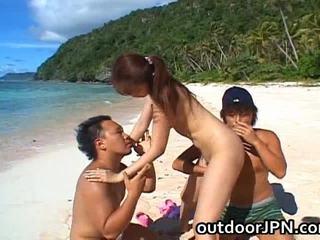 Asami ogawa asiatico playgirl receives bang