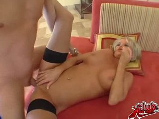 Heet blondine rijpere cougar cara lott