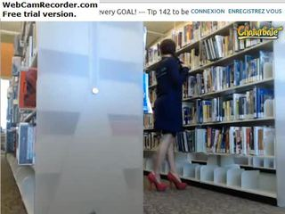 Flashing ass&tities në bibliotekë