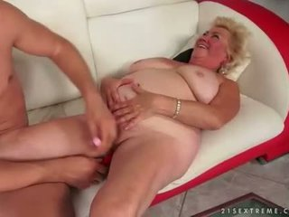 suck, old, grandma
