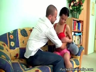 Erotic Slut Got Her Pink Fucked.