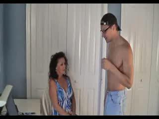 セックス, ママ, 息子
