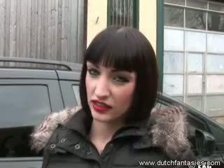 Dögös holland lányok éhes mert szex