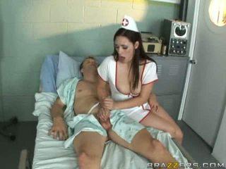 Geil nurses in ziekenhuis hardcore actie