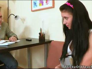 Sinnlich tutoring mit lehrer