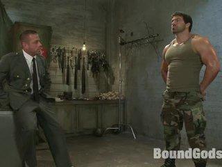 Soldier testsd a vrtané